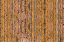 Fotobehang Planken verticaal