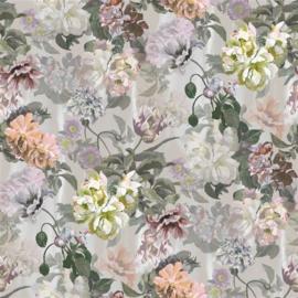 Designers Guild PDG1038/02 Delft Flower Grande Sky