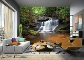Fotobehang AG Design FTS0478 Waterval