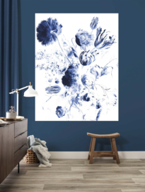 KeK Wallpaper panel PA-042 by Jan Davids de Heem 142.5 x 180cm