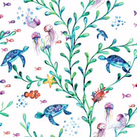 Over the Rainbow 90940 Under the Sea White