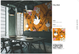 Fotobehang Smart Art Falina 46702