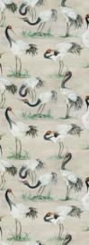 Osborn & Little Mansfield Park W7456-01 Cranes