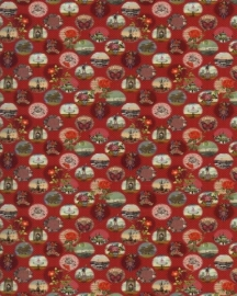 Eijffinger Pip Studio Wallpower 341096 Remember Brighton red