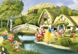 Komar fotobehang 8-4110 Snow White