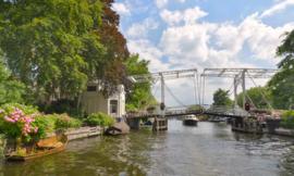 Fotobehang Holland 4078 - Vreeland aan de Vecht