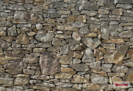 Komar 'Texture and Paterns' 8-727 Stone Wall