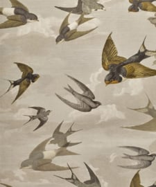 John Derian for Designers Guild PJD6003/03 Chimney Swallows