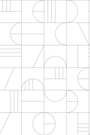 Esta Black&White 158938 photowall XL Panel accent wall