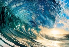 Fotobehang Idealdecor 00962 Perfect Wave