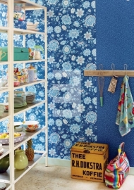 Eijffinger Pip Studio behang 341013 Folklore Chintz Blue