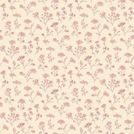 Galerie Miniatures G67872 bloemetjes behang