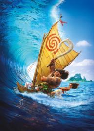 Komar Into Adventure IADX4-010 Moana Ride the Wave 200cm x 280cm hoog