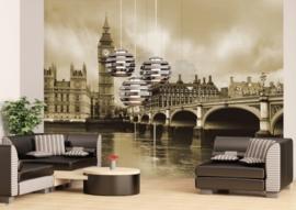 Fotobehang AG Design FTS0480 London