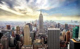 Fotobehang New York Skyline Empire State