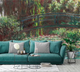 Dutch Painted Memories 8083 Water Lily pond
