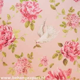 Behang Eijffinger Un Bisou 365032 rozen