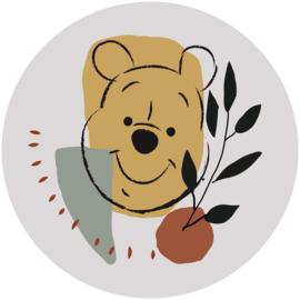 Komar Into Adventure DD1-035 Winnie the Pooh Smile cirkel zelfklevend 125cm