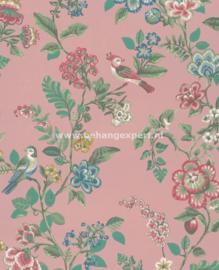 Eijffinger PiP Studio behang 375063 Botanical Print Zachtroze