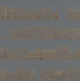 Rasch Portabello 289557 Amsterdam Houses