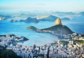 Fotobehang Idealdecor 00145 Rio