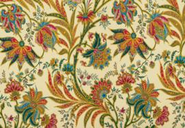Fotobehang Vintage Flower Pattern