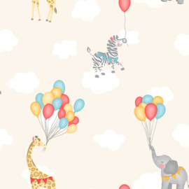 Over the Rainbow 91042 Animal Balloons Neutral