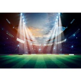 Fotobehang Football Superstars Stadium