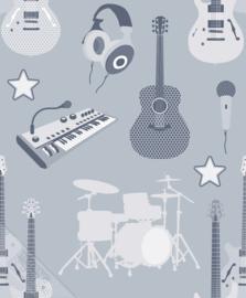 Behangexpresse Thomas - 27143 muziekinstrumenten