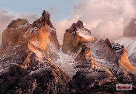Komar 'National Geographic' fotobehang 4-530 Torres del Paine