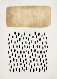 Fotowand Opus No.5 by Kubistika afm. 200cm x 280cm hoog
