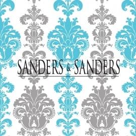 Behang Sanders & Sanders Trends&More 935224 barok