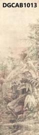 Khrôma Cabinet of Curiosities DGCAB1013 afm. 127cm x 300cm hoog Wander Linen