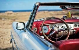Dutch DigiWalls fotobehang art. 70071 Car Beach