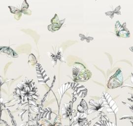Designers Guild PDG1058/01 Papillons Birch