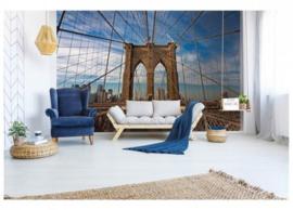 Fotobehang Brooklyn Bridge