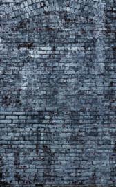 Digitaal fotobehang Rasch Factory 940947 stenen muur