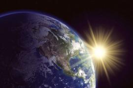 Fotobehang Aarde