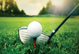 Fotobehang Golf