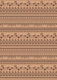 Eijffinger Geonature 366107 Cork Craft Zwart Wallpower