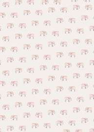 Creative Lab Amsterdam Safari Elephant 200cm x 280cm hoog