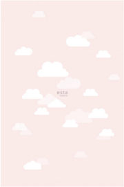 Esta photowall XL2 for kids  158843 Clouds