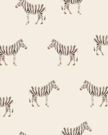 Creative Lab Amsterdam Safari Zebra 100cm x 280cm hoog