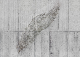 Komar X7-1023 Concrete Feather 350 x 250cm