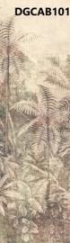 Khrôma Cabinet of Curiosities DGCAB1011 afm. 127cm x 300cm hoog Wander Linen