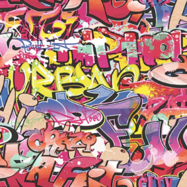 Noordwand Good Vibes GV24241 graffiti