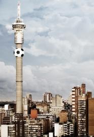 Fotobehang City Love CL78A Johannesburg