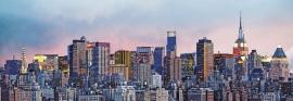 Fotobehang Idealdecor 00370 New York Skyline