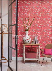 Eijffinger PiP Studio behang 375004 Spring to Life Rood Roze