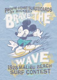 Komar Into Adventure IADX4-014 Mickey Brave the Wave 200cm x 280cm hoog